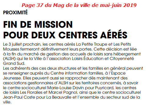 ALSH Mag Aix mai-juin 2019