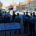 0438 - 7-9-2012 - Préparatifs gendarmerie