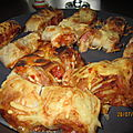 Palmiers pizza