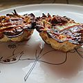 Muffins parmentiers