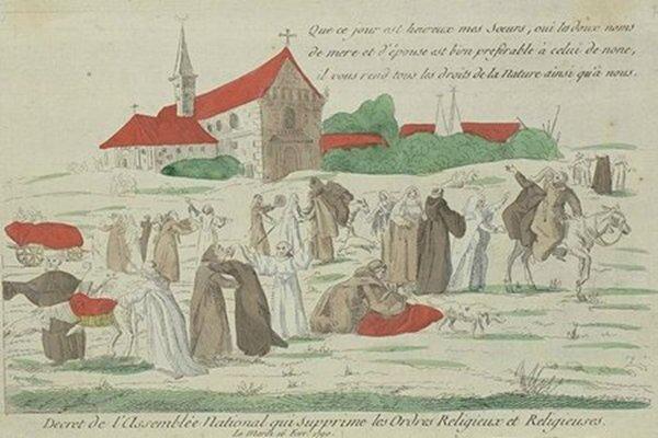 Le clergé sarthois en révolution 1789-1794 ( 3 ).