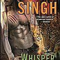 Whisper of sin ❉❉❉ nalini singh