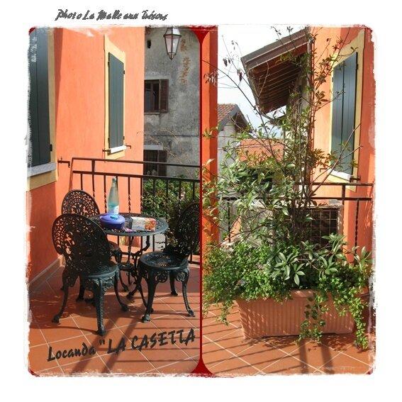 Terrasse La Casetta