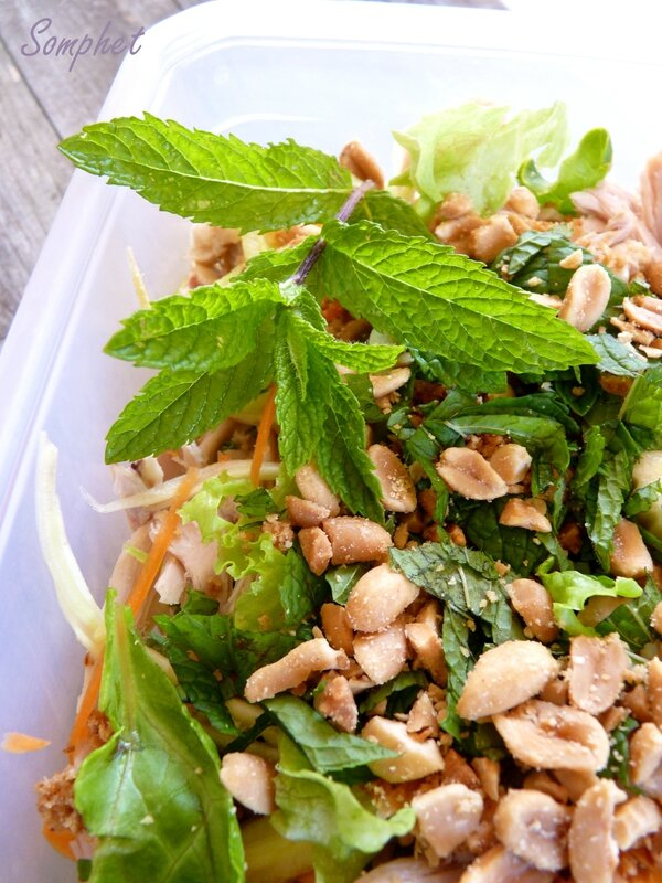 Salade Thaï (2)