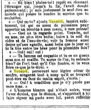 Légende bretonne Yannick Kevelec 1905_6