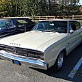 Dodge charger hardtop coupe 1966-1967