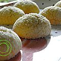 Biscuits tendres au citron 1