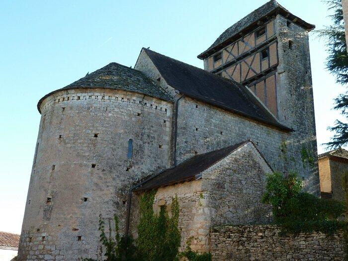 Eglise de Martignac
