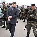 Ramzan kadyrov répond aux néos-nazis ukrainiens du