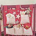 Accessoires pour la chambre de bébé