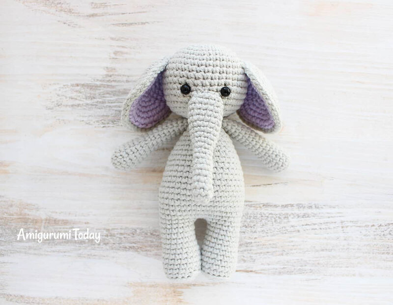 Amigurumi Today - Free amigurumi patterns and amigurumi tutorials | 620x800