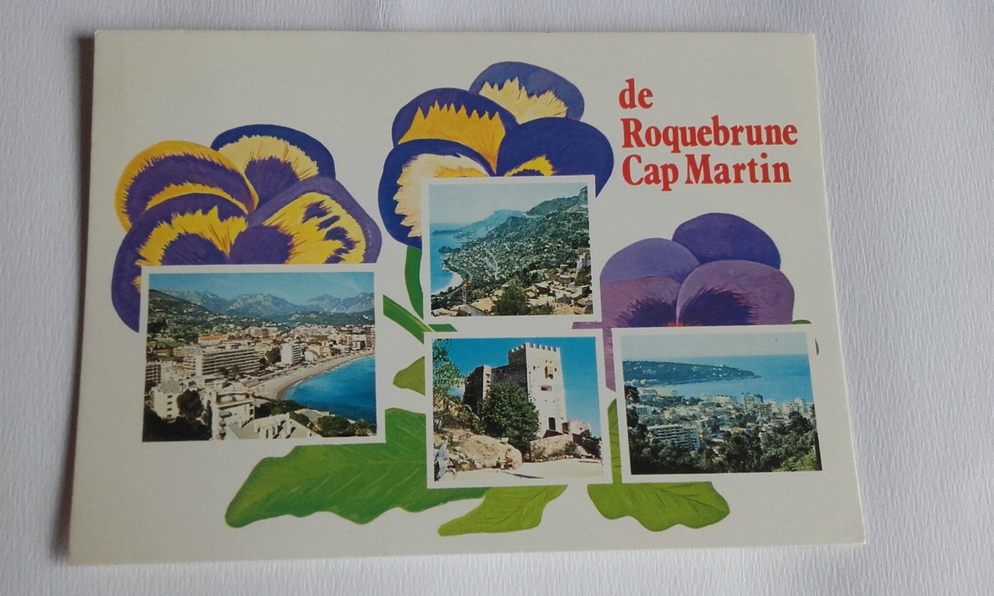 Roquebrune datée 1980