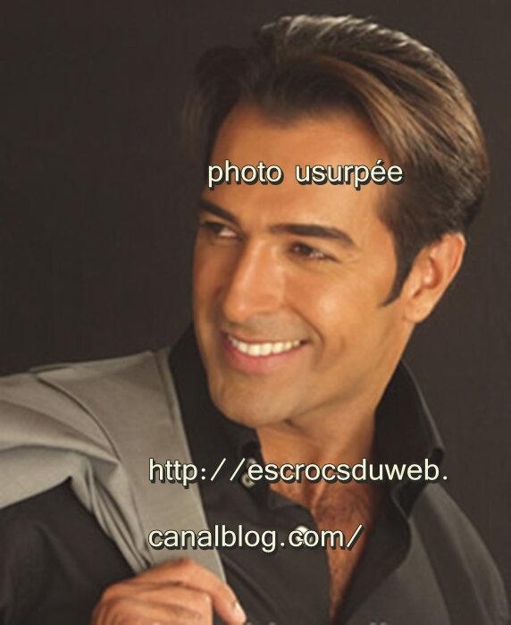 Pablo Martin -acteur,producteur,écrivain, usurpé