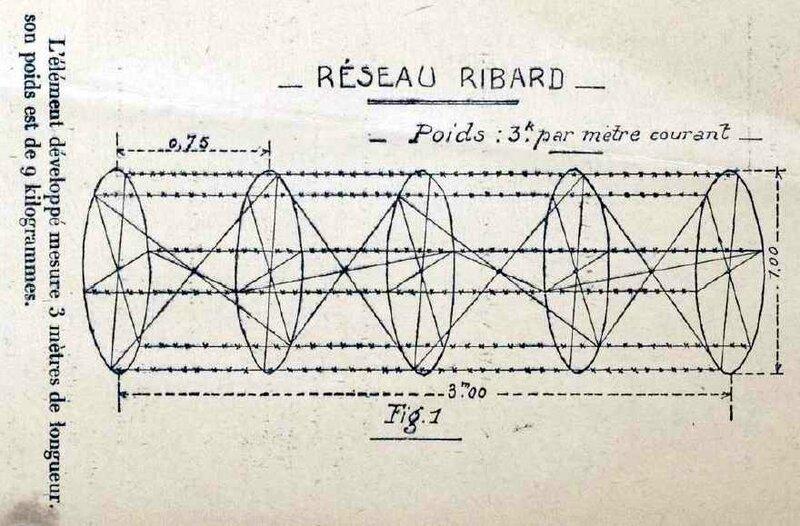Réseau Ribard
