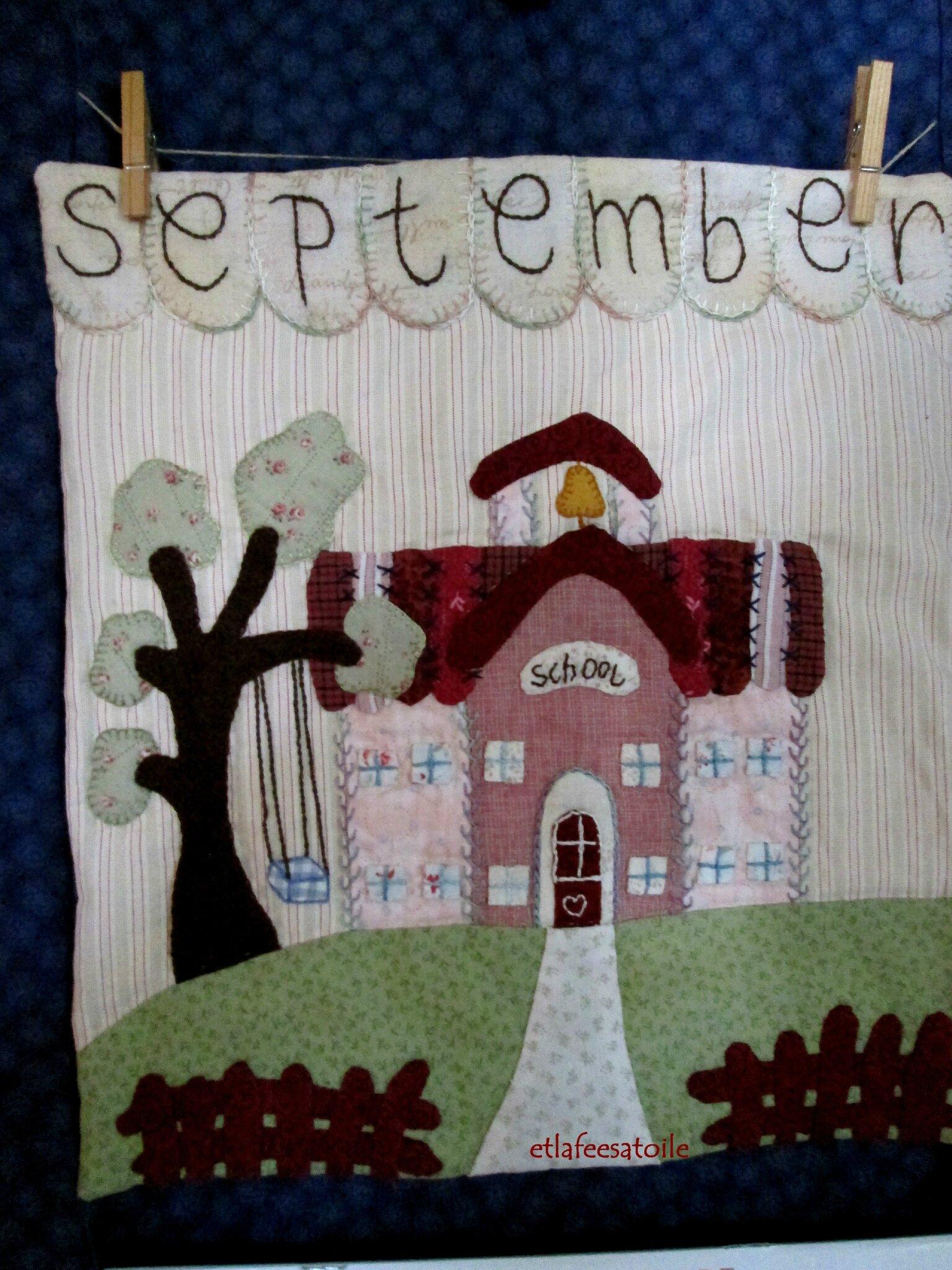 Septembre...