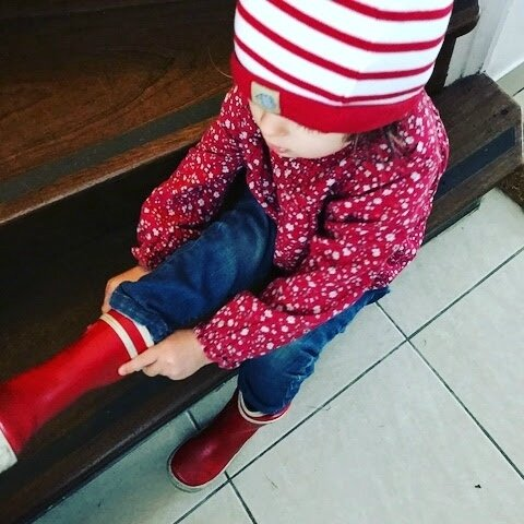 Little Girl in Red ©Kid Friendly