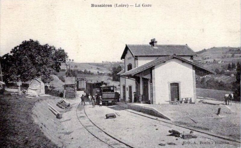 bussières gare42