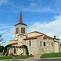 église de Bort- l'Etang