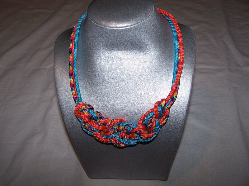 collier paracorde
