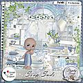 Soap sud, le nouveau kit de stephy scrap