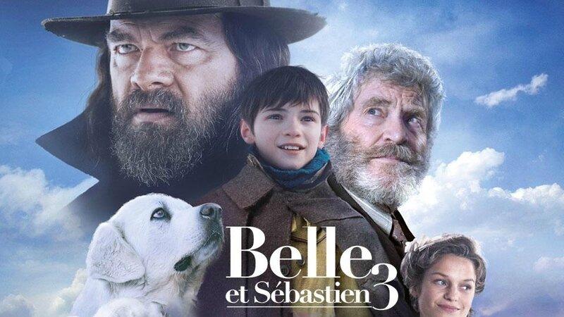 Belle & Sébastien 3 : le dernier chapitre