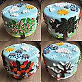 Gâteau des 4 saisons