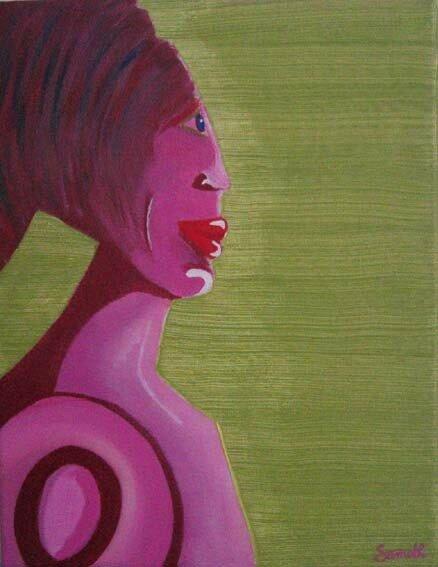 La dame aux mille visages 4
