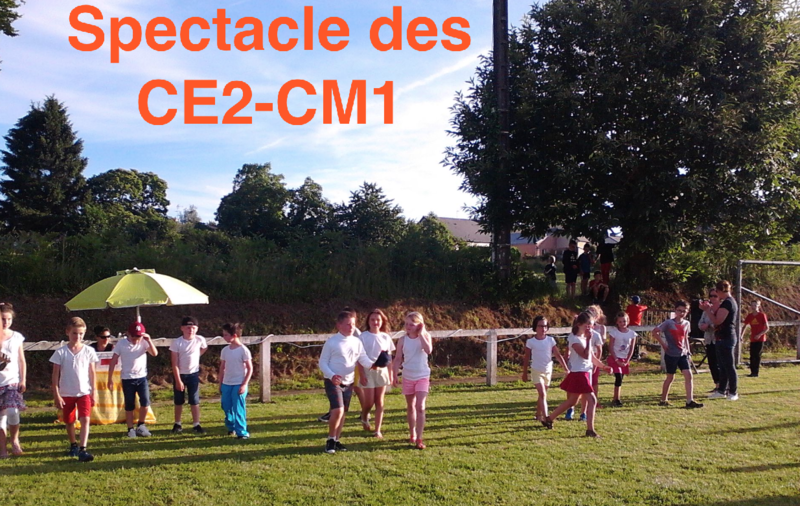 spectacle CE2-CM1
