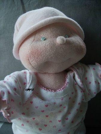 Dinky Baby près et profil