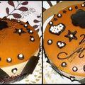 Gâteau crousti mousse chocolat caramel...