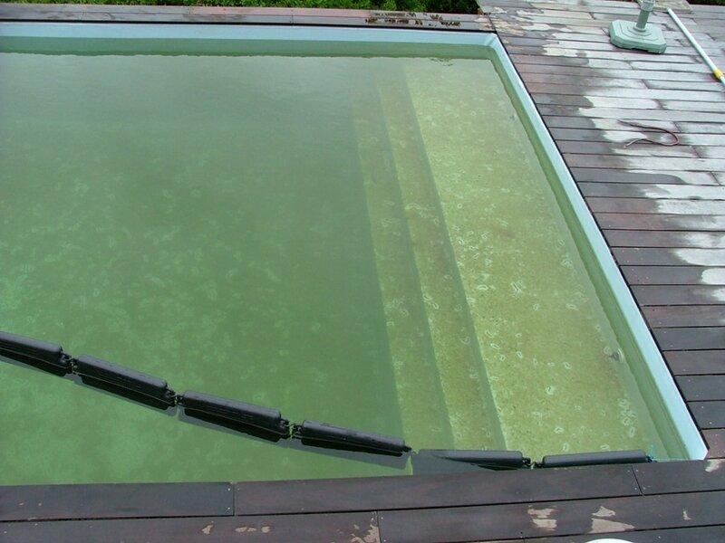 remise en route de la piscine maison en bois toit plat. Black Bedroom Furniture Sets. Home Design Ideas