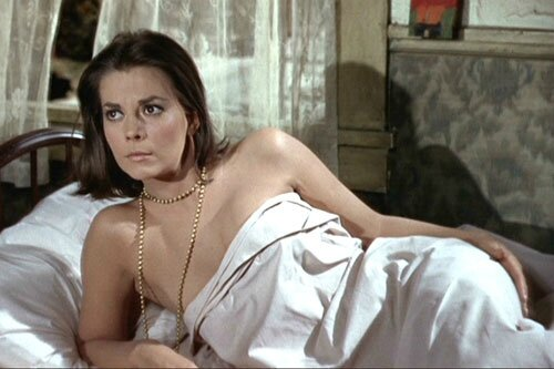 Natalie Wood nue