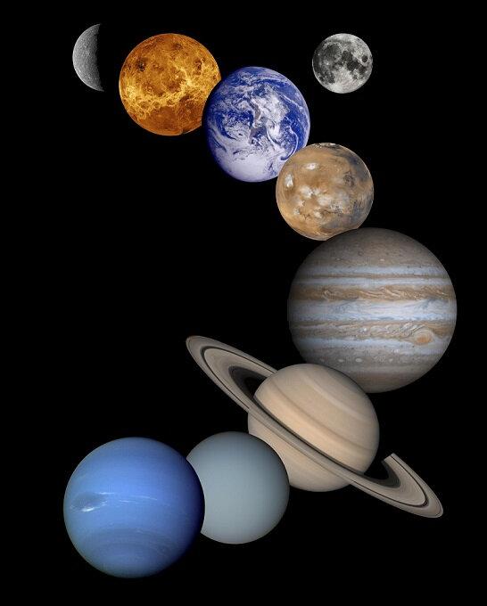 Image Planètes