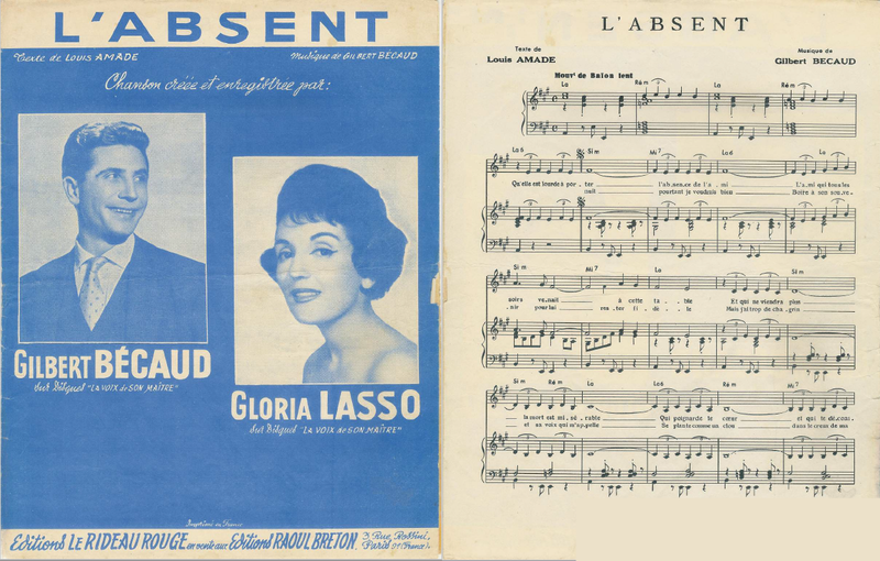 L'absent 01