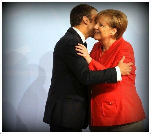 Macron Merkel 2