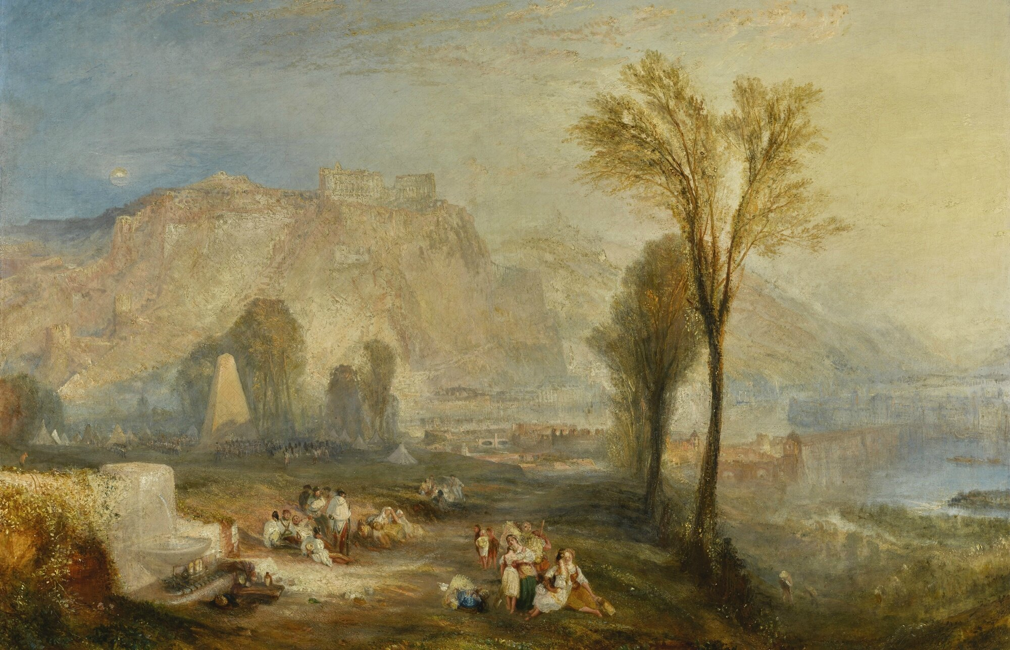 Mary Chaplin Artiste Peintre masterpiecej.m.w turner unveiled at sotheby's ahead of