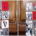 ♥♥♥ cubes d'amour ♥♥♥