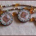 Bracelets aux chats
