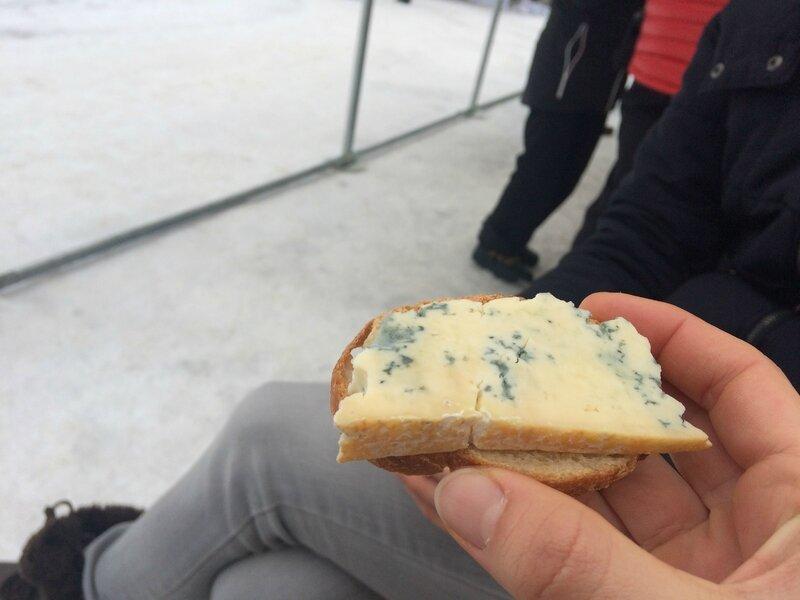 un bon fromage du Jura