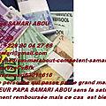 Comment avoir la richesse grace a la magie et la prosperite du medium marabout papa samari abou