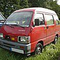 Daihatsu hijet microvan