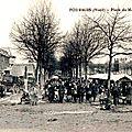 FOURMIES-Le Marché1