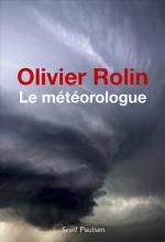 le meteorologue Olivier Rolin