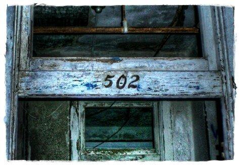 La célèbre et lugubre chambre 502