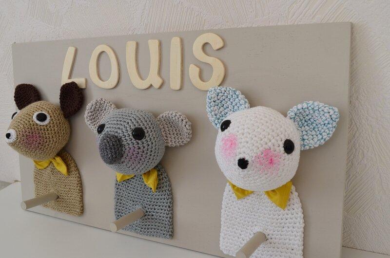 Animaux_crochet_laine_porte_manteau_la_chouette_bricole