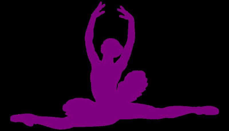 ballerina-purple-silhouette