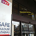 Trafic sncf toulouse blocage