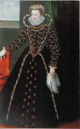 Elisabeth d'Autriche, château de Nelahozeves