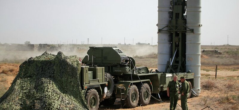 missiles s400