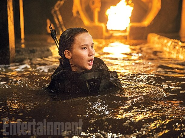Mockingjay - Part 2 Jennifer Lawrence